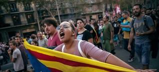 """""""In Katalonien werden geschichtliche Fakten zurechtgebogen"""""""