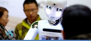 Mächtige Roboter: Die große Frage nach der Moral