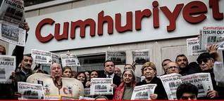 """Türkische Medien: Zensur, Haft und """"Fake News"""""""