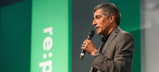 """Ranga Yogeshwar: """"Digitalisierung und Technologie verändern Prozesse und Menschen"""""""