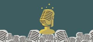 Podcast-Highlights 2017: Diese Folgen solltet ihr unbedingt anhören | BR.de