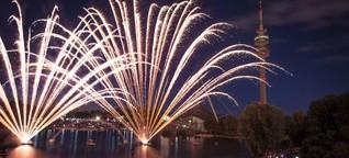 Feuerwerk, Konzerte und Kultur: Das ist am Wochenende in München los