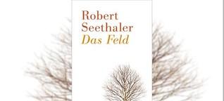 """Literatur im Gespräch mit Robert Seethaler: """"Das Feld"""""""