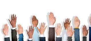 Freiwillige vor: Ehrenamt motiviert Mitarbeiter
