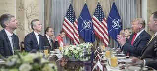 Atlantis(che)-Stimmung – Die NATO und der Trump-Effekt