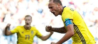 Gruppe F: Schweden - Südkorea: Schweden kann's auch ohne Zlatan