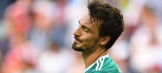 Gruppe F: letzter Spieltag: Vorrundenaus für Deutschland