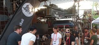 Start-up-Konferenz mit Burning-Man-Flair: Der Pirate Summit in Köln!