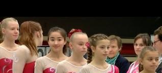 Hamburg Gymnastics: Nachwuchs-Turnerinnen aus 12 Nationen zeigen Spitzenleistung
