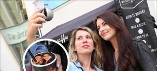 Neuer Trend: Selfie-Coffee jetzt auch in Wien