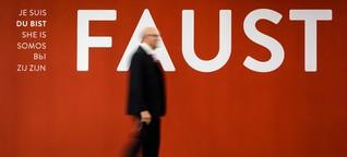 Faust-Ausstellung: Was also war des Bösen Kern?
