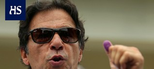 Imran Khan on luvannut Pakistanista hyvinvointivaltion pohjoismaiseen malliin - kriketin entinen supertähti on perustanut ilmaisia syöpäsairaaloita köyhille