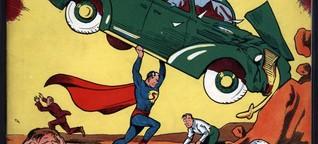 Heldenbilder - Böse sind immer die anderen