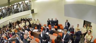 Vor dem Urteil: Die fünf Angeklagten im NSU-Prozess