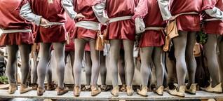 Landshuter Hochzeit: Für drei Wochen das Traumpaar von Landshut