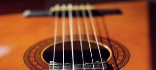 Heimische Hölzer für die Musik - Gitarren aus dem Backofen
