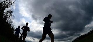 """Amateure beim Ultramarathon: """"Ich hasse mich"""""""