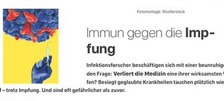Immun gegen die Impfung