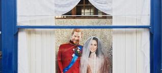 Britisches Königshaus: Eine Hochzeit mit heilender Wirkung