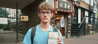 Angeeckt: Journalistikstudent muss China verlassen