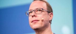 Politiker in sozialen Netzwerken - Markus Beckedahl: Wahlen gewinnt man nicht mit Bratwurstbildern