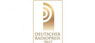 Deutschlandradio-Programme viermal für Deutschen Radiopreis 2017 nominiert