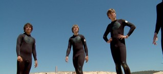 Sucht nach Meer - Surfen als Lebensinhalt