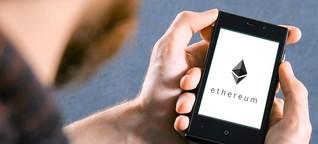 Scam: Android-App gaukelt Kauf von Ether vor