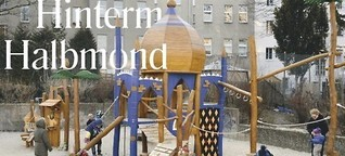 Hinterm Halbmond