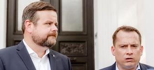 Heintze und Trepoll: Wie ein CDU-Duo Özkan zur Spitzenkandidatin kürte - WELT