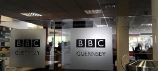 """BBC Guernsey - Radio als """"Dienstleister für die Nachbarschaften"""""""