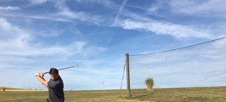 Die Essener Swin-Golfer starten heute bei der Europameisterschaft in Frankreich.