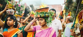 Reportage: Hindus in Deutschland