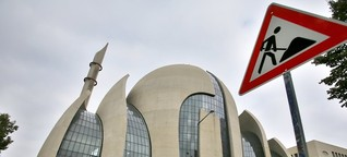 Kölner Moschee - Sanierungsfall statt Integrationszeichen