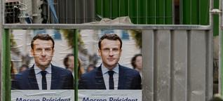 Frankreich-Wahl: Welche Rolle haben soziale Netzwerke gespielt? - Hologramme in der Filterblase | Politik | detektor.fm