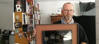 Steffen Diemer - vom Kriegs- zum Kunstfotografen: Die Entschleunigung der Fotografie | SWR2