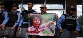 Activistas siguen en peligro en Honduras