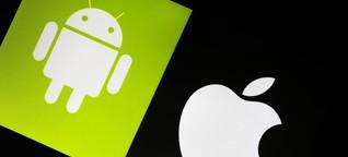 Welches Betriebssystem für Smartphones ist besser?