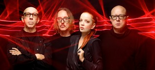 """How come I haven't grown up?"" Shirley Manson"