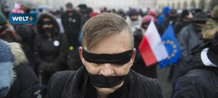 Das Ende der Gewaltenteilung in Polen