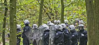 Hambacher Forst - Sie werden wiederkommen