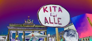 Kita-Suche in Berlin - warum ich arbeiten will aber zuhause bleiben muss