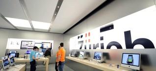 Apple zahlt Irland 13 Milliarden Euro Steuern
