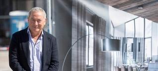 Sawiris will Konkurrenz zu Booking aufbauen