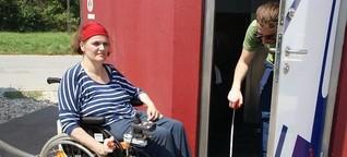 WCs auf der Donauinsel: Verein BMIN beklagt fehlende Barrierefreiheit