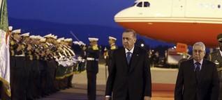 Erdogan will mehr Einfluss in Afrika | DW | 28.02.2018