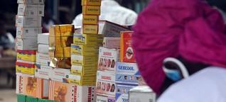 Was tun gegen gefälschte Medikamente in Afrika? | DW | 10.01.2018