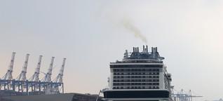 Erdgas soll Hamburger Hafen sauberer machen | FINK.HAMBURG