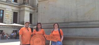 Statt rumsitzen: Wie diese Braunschweigerin eine Seebrücke-Demonstration anmeldete