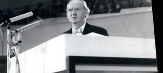Vor 125 Jahren geboren - Hans Scharoun - Vertreter der organischen Architektur